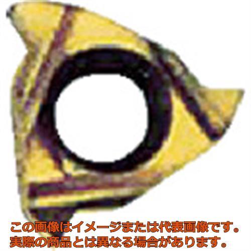 NOGA Carmexねじ切り用チップ ウイットねじ・管用平行ねじ用 チップサイズ8×18山×55° 08IR18WBXC 10個