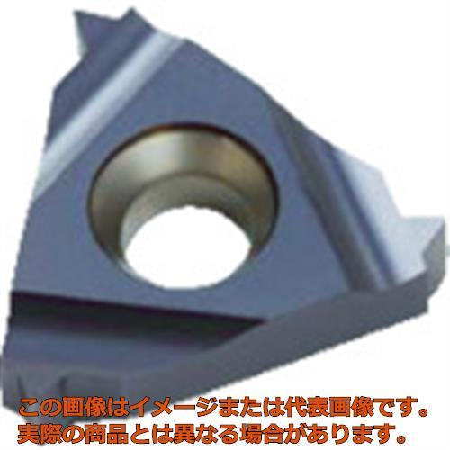 NOGA Carmexねじ切り用チップ テーパーねじ用 チップサイズ16×14山×55° 16IR14BSPTBMA 10個
