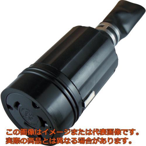 アメリカン電機 引掛形 防水形コネクタボディ 3P60A600V 3664RW