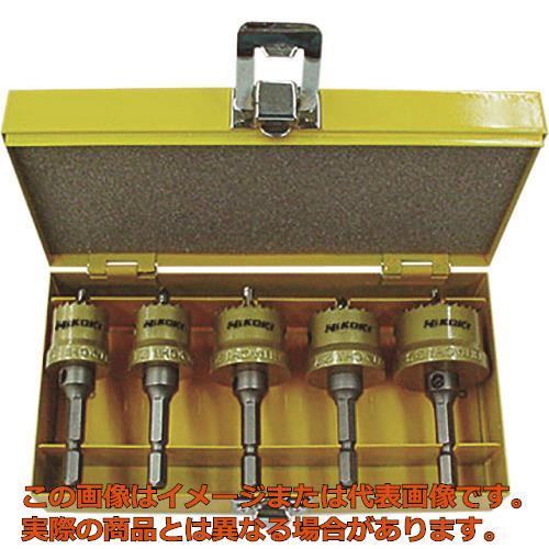 HiKOKI インパクト用ハイスホールソー電気工事用セットA 00320099