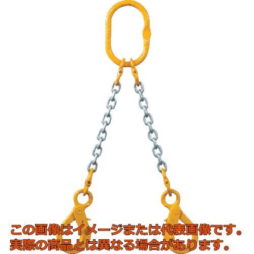 象印 チェーンスリング100(アイタイプ)荷重4.3t線径10.0mmL1.5m 2MFFSHE10