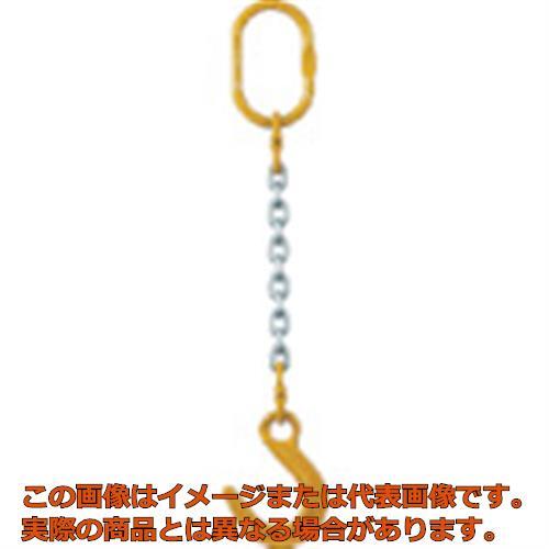 象印 チェーンスリング100(アイタイプ)荷重2.5t線径10.0mmL1.5m 1MFFYN10