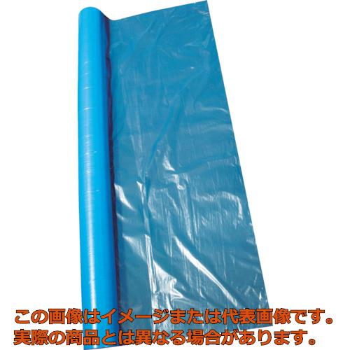 【代引き不可・配送時間指定不可】 Polymask 表面保護テープ 2A825B 1219mmX99.7m 青 2A825B 1219X99