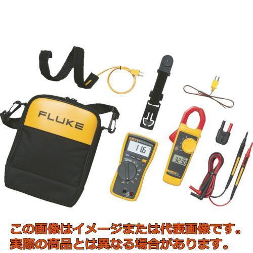 FLUKE 電気設備用マルチメーター116/323HVACコンボキット 116323KIT