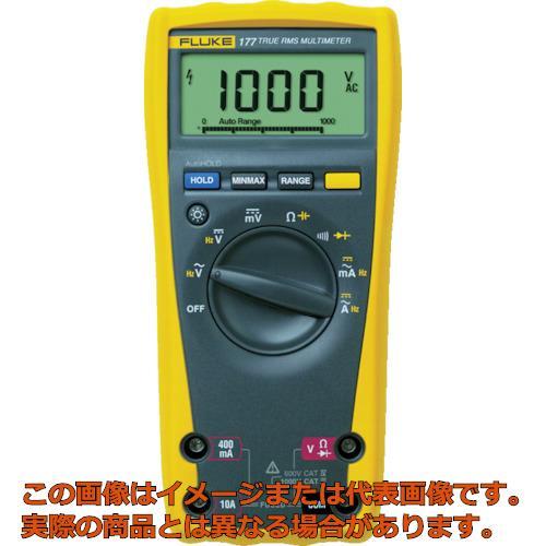 FLUKE デジタル・マルチメーター(真の実効値・バックライト仕様) 177
