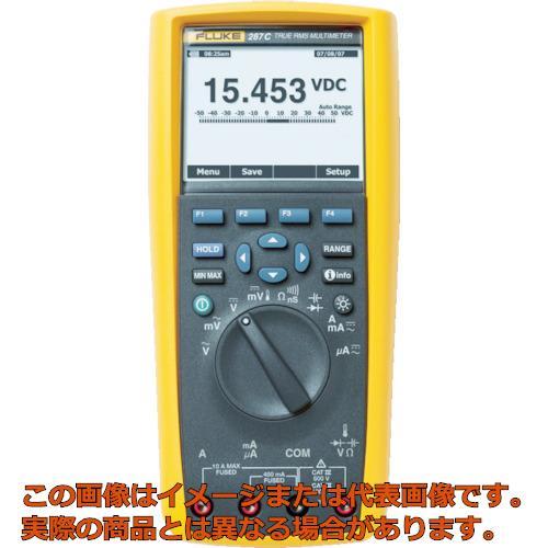 FLUKE デジタルマルチメーター287(真の実効値トレンド・キャプチャー付) 287