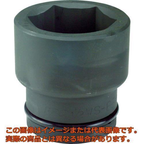 FPC インパクト ショート ソケット 差込角38.1mm 対辺100mm (3 1.12WS100