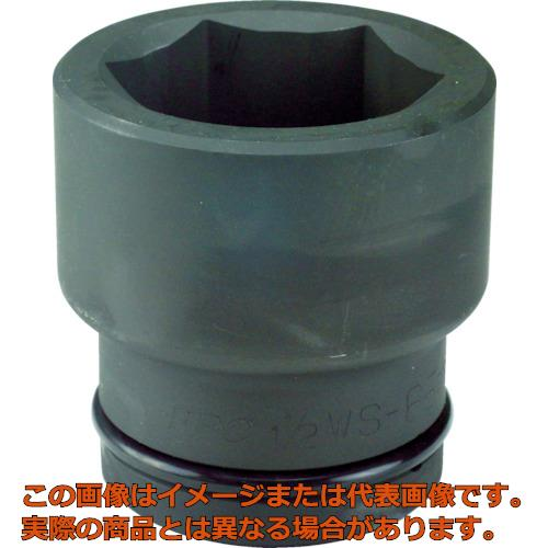 FPC インパクト ショート ソケット 差込角38.1mm 対辺105mm (4 1.12WS105
