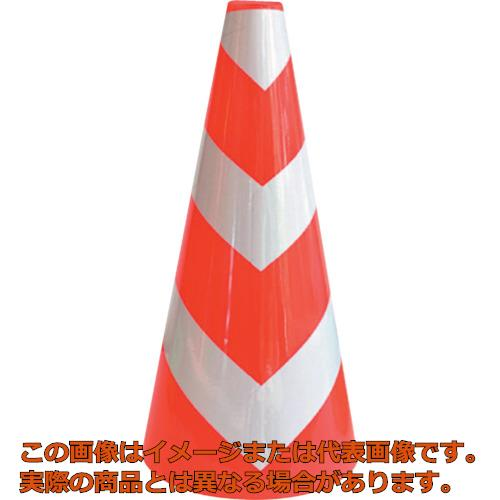 業務用 オレンジブック掲載商品 全品送料無料 グリーンクロス 新作続 1105210912 ヘビーコーン用反射カバー赤