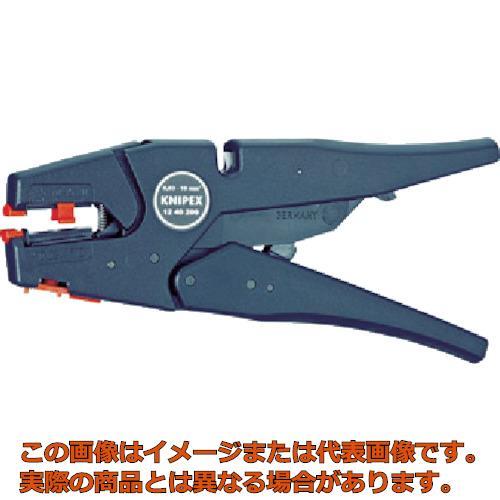 KNIPEX 1250-200 ワイヤーストリッパー 1250200