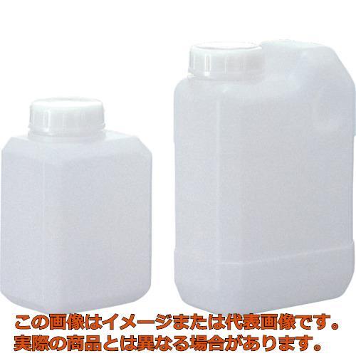 サンプラ 角瓶C型(広口タイプ) 1L  (100個入) 2133