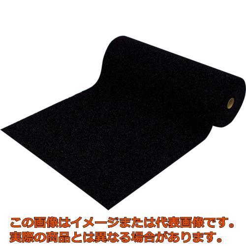 【代引き不可・配送時間指定不可】 ミヅシマ 人工芝CT7000Sブラック 4490215
