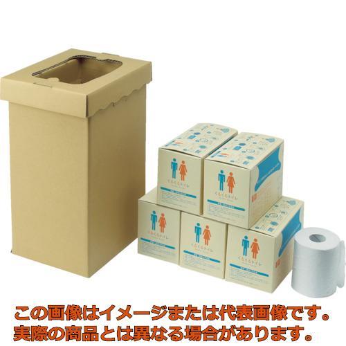 sanwa 非常用トイレ袋 くるくるトイレ100回分 400785
