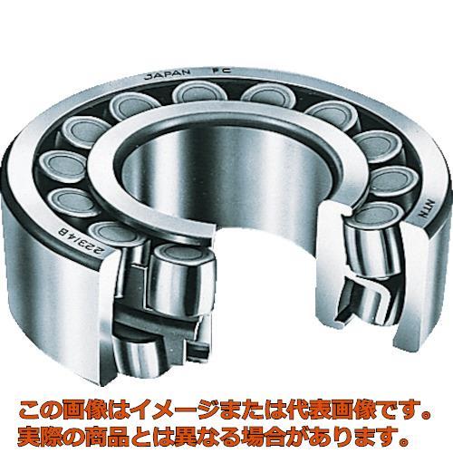NTN 自動調心ころ軸受(テーパ穴)内輪径140mm外輪径210mm幅53mm 23028EMKD1