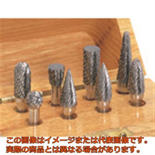 ナカニシ 超硬カッター セット  (8本入) 28185