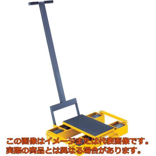 【国産】 116905:工具箱 店 KAISER 運搬用ローラードーリー 6t-DIY・工具