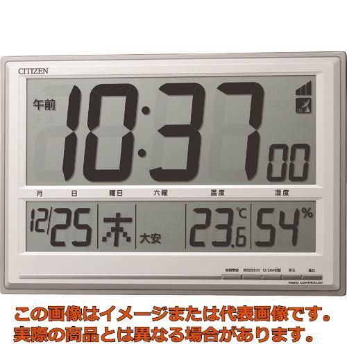 シチズン 電波時計(掛置兼用) 8RZ199019