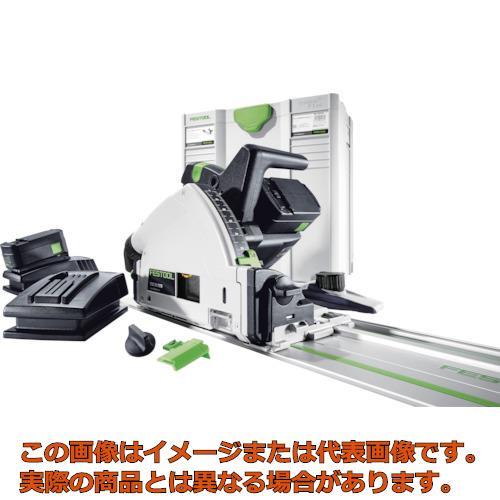 FESTOOL コードレス丸ノコ TSC 55 REB-Li 5.2AhSet 201395J