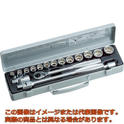 TONE ソケットレンチセット 吋目 750