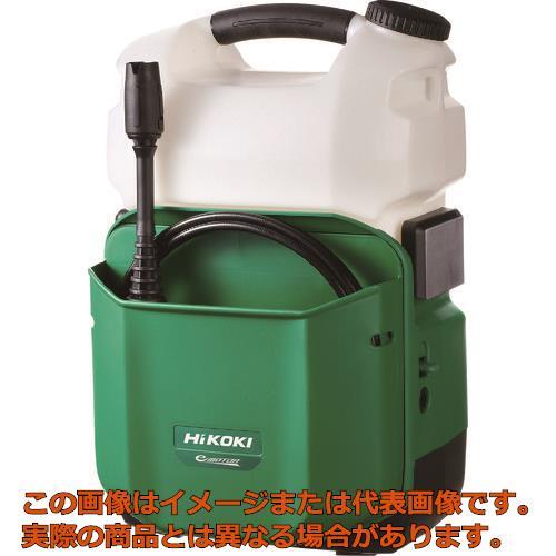 HiKOKI 14.4Vコードレス高圧洗浄機6.0Ah AW14DBLLYP