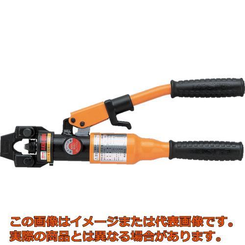エビ 手動油圧式圧着工具 使用範囲14・22・38・60 AKH60N