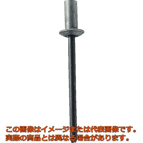 POP シールドリベット(アルミ鉄)φ4.8、AD64 (1000本入) AD64