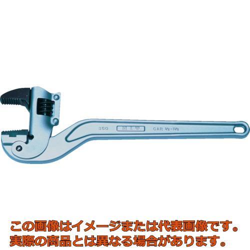 HIT アルミコーナーパイプレンチ 450mm ACPW450