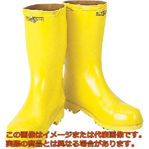 シゲマツ 化学防護長靴RS-2 79725