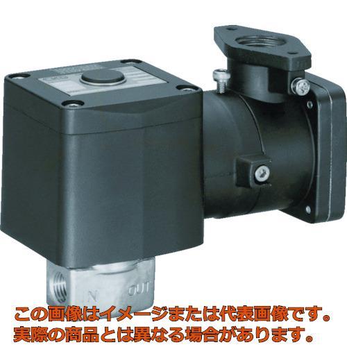 CKD 直動式 防爆形2ポート弁 ABシリーズ(空気・水用) AB41E402503TAC200V