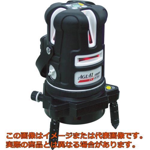 超美品の STS 自動誘導レーザ墨出器(誘導受光器付) AGL41 AGL41:工具箱 店-DIY・工具