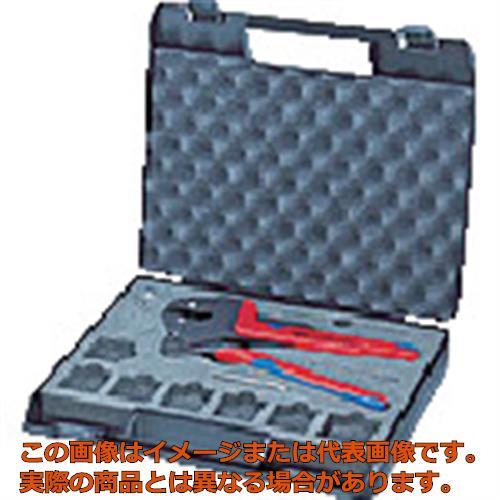 KNIPEX 9743-200 クリンピングシステムプライヤー 9743200