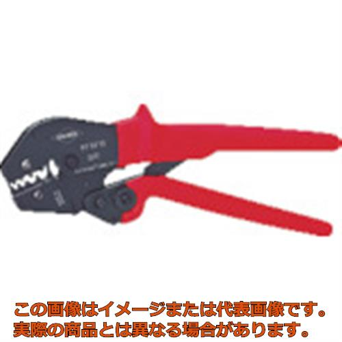 KNIPEX 9752-13 圧着ペンチ 250mm 975213