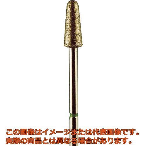ミニモ メタルボンドダイヤモンドバー#90 Φ5 AD4107