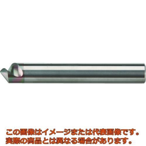 イワタツール 精密面取り工具 DLCコート 面取角90°面取径2~8 90TGSCH8CBDLC