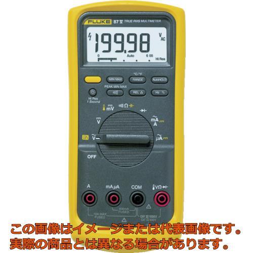 FLUKE 工業用マルチメーター87-5(真の実効値) 875