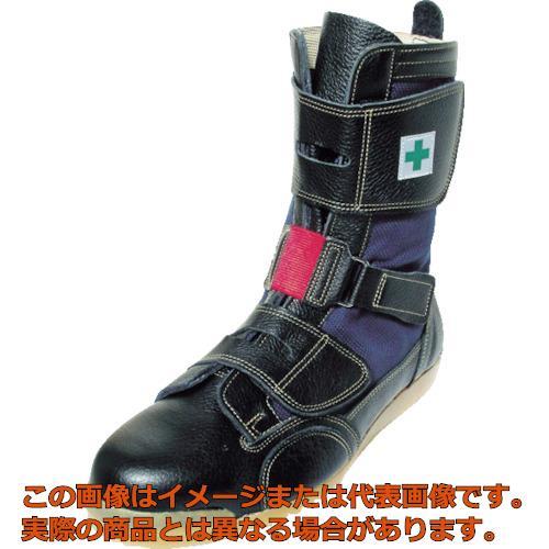 ノサックス 高所用安全靴 安芸たび 27.5CM AT20727.5