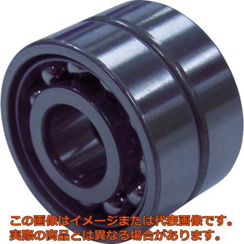 NTN B中形ボールベアリング(接触角40度背面組合せ)内径65mm外径140mm幅66mm 7313BDB