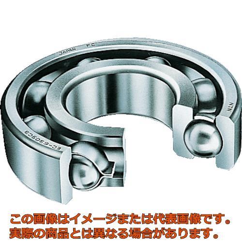 NTN 深溝玉軸受(すきま大タイプ)内輪径70mm 外輪径180mm 幅42mm 6414C3