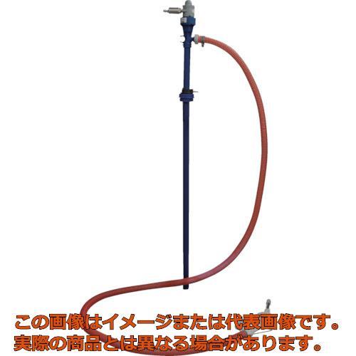 【代引き不可・配送時間指定不可】 アクアシステム アドブルー・尿素水用エア式ドラムポンプ AD-1 AIR
