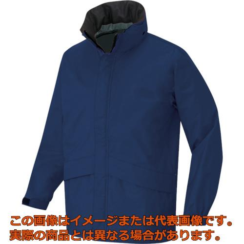 アイトス ディアプレックス ベーシックジャケット ネイビー 3L AZ563140083L