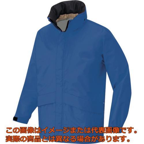 アイトス ディアプレックス ベーシックジャケット スチールブルー 3L AZ563140163L