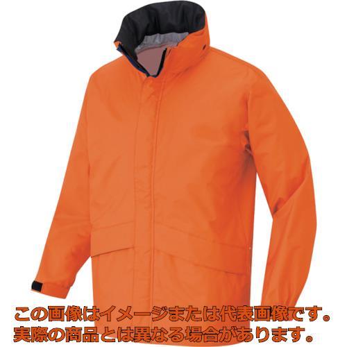 アイトス ディアプレックス ベーシックジャケット オレンジ 3L AZ563140633L