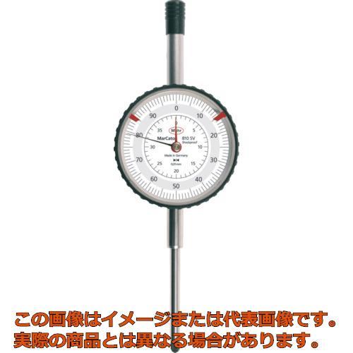 マール ダイヤルインジケーター 広範囲測定・耐衝撃タイプ(4321000) 810SV
