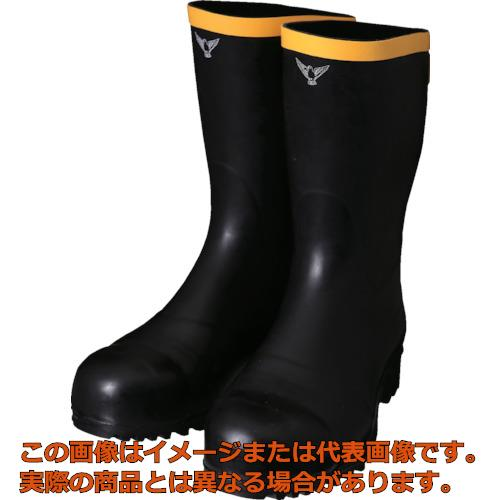 SHIBATA 安全静電長靴(先芯入り) AE01124.0