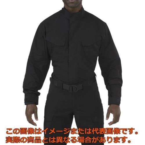 5.11 ストライク TDU 長袖シャツ ブラック XS 72416019XS