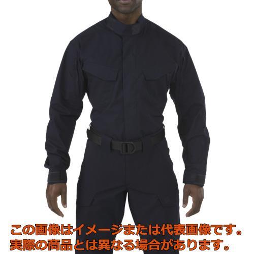 5.11 ストライク TDU 長袖シャツ ダークネイビー S 72416724S