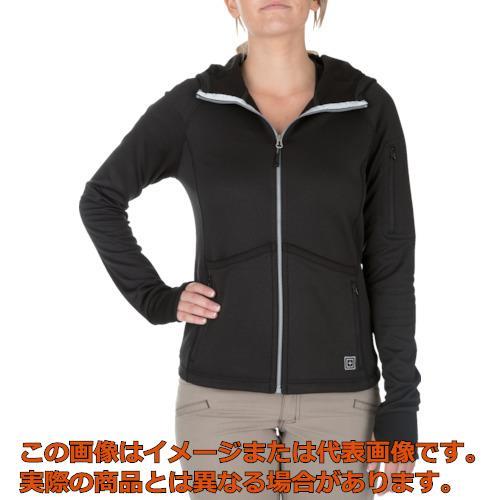 5.11 ホライゾンフーディー2.0 ブラック S 62074019S
