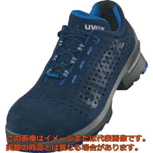 UVEX ウベックス1 ローシューズ ネイビー 25.5CM 8531.440