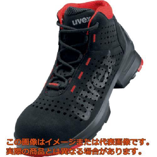 UVEX ブーツ ブラック 27.0CM 8547.542