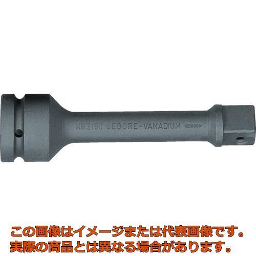 405mm 1 GEDORE インパクトソケット用エクステンションバー 6658190